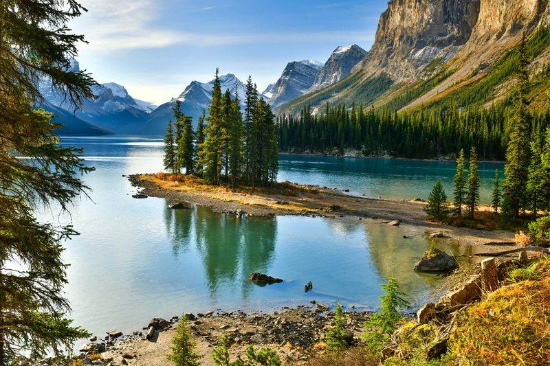 Great Canadian Rail Journey